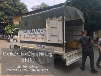 Dịch vụ taxi tải giá rẻ tại phố Hoài Thanh