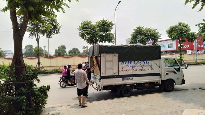 Dịch vụ taxi tải giá rẻ tại phố Nguyễn Thị Thập