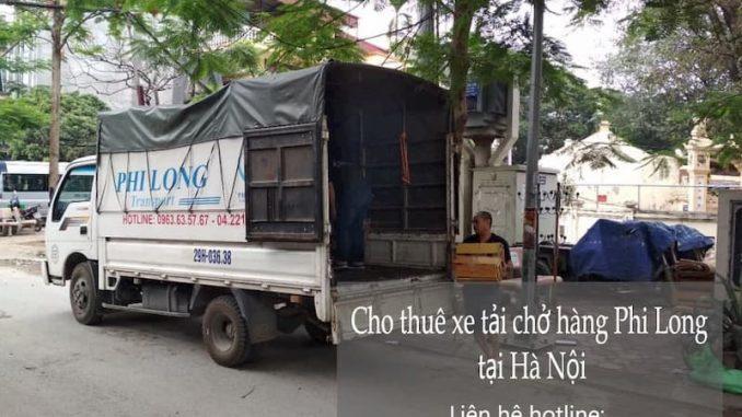 Taxi tải giá rẻ tại phố Nguyễn Hoàng