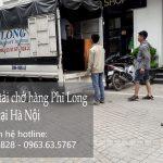 Taxi tải giá rẻ Phi Long tại phố Ái Mộ
