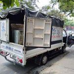 Cho thuê taxi tải giá rẻ Phi Long tại phố Hoa Lâm