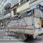 Dịch vụ taxi tải tại phố Ngũ Hiệp