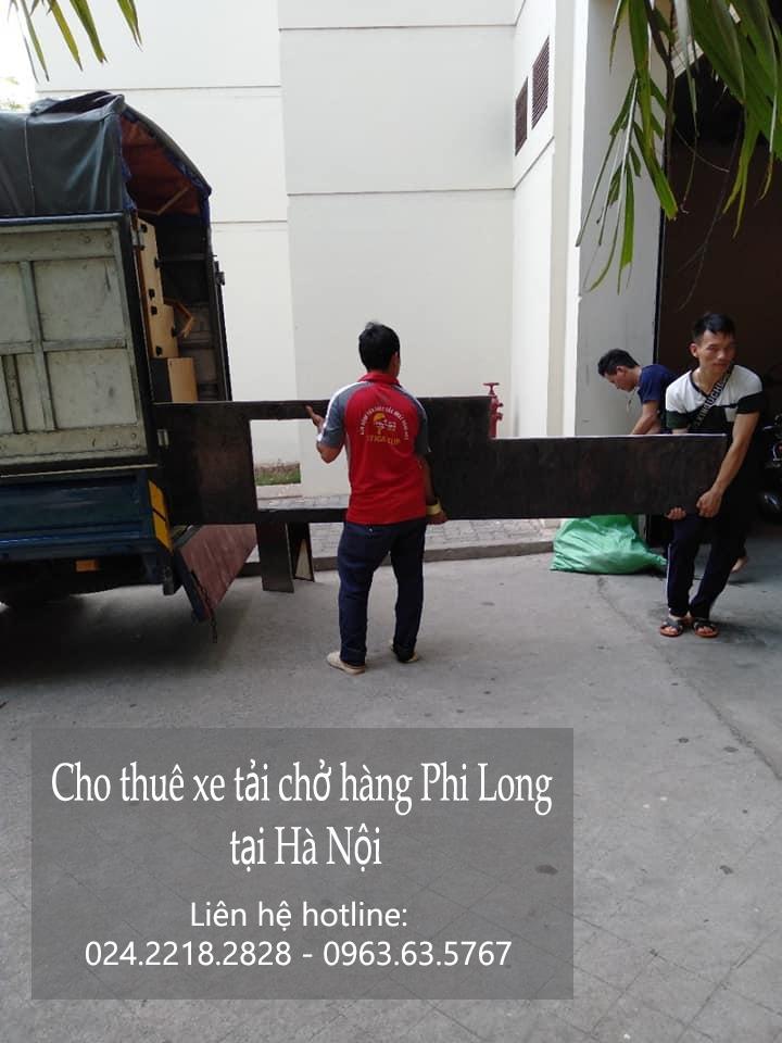 Dịch vụ taxi tải Phi Long tại phố Vĩnh Quỳnh