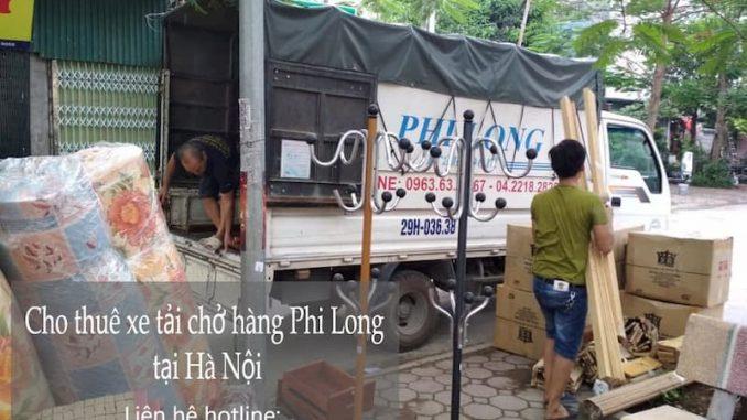 Taxi tải giá rẻ Phi Long tại đường Cổ Linh