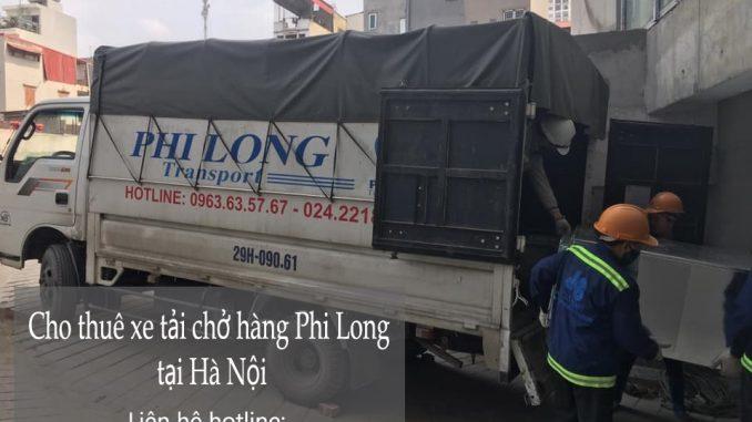 Taxi tải Phi Long từ Hà Nội về Hải Dương