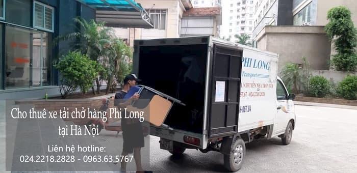 Dịch vụ taxi tải tại phố Đặng Trần Côn