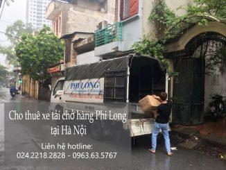 Dịch vụ taxi tải tại phố Nguyễn Phúc Lai