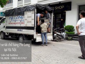 Cho thuê xe tải giá rẻ Phi Long tại phố Bùi Xuân Phải