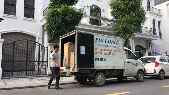 Dịch vụ taxi tải tại phường Hàng Trống