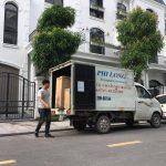 Dịch vụ taxi tải tại phường Đội Cấn