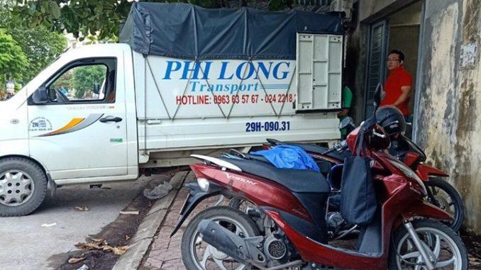 Dịch vụ taxi tải tại phường Hàng Bài