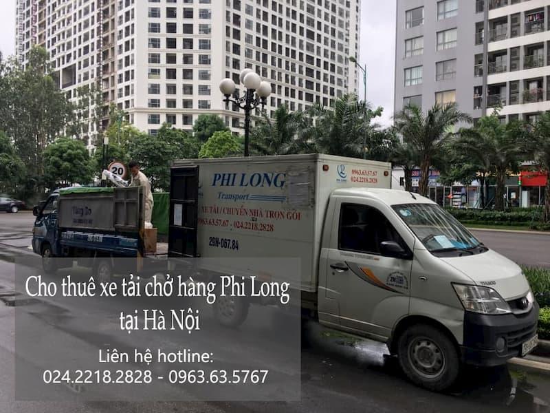 Cho thuê xe tải 1 tấn tại phố Dương Đình Nghệ