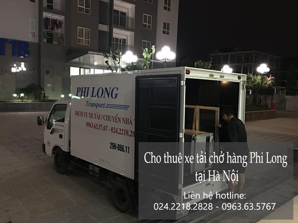 Dịch vụ taxi tải tại phường Bạch Đằng