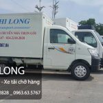 Dịch vụ taxi tải tại phường Trần Hưng Đạo
