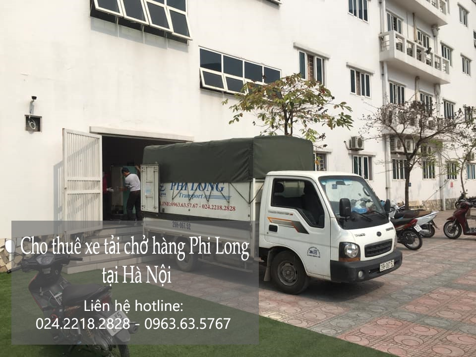 Xe tải giá rẻ Phi Long tại phố Kiêu Kỵ