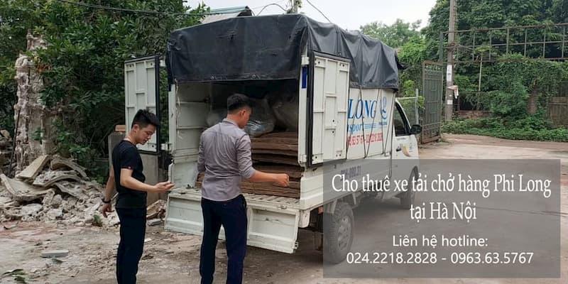 Phi Long cho thuê xe tại xã Văn Đức