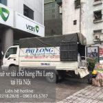 Dịch vụ cho thuê xe tải tại xã Trung Mầu