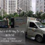 Taxi tải giá rẻ chất lượng Phi Long phố Đặng Tất