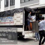 Công ty xe tải uy tín Phi Long tại phố Chùa Một Cột