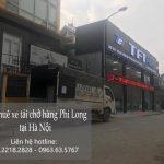 Taxi tải chất lượng cao Phi Long phố Cửa Bắc