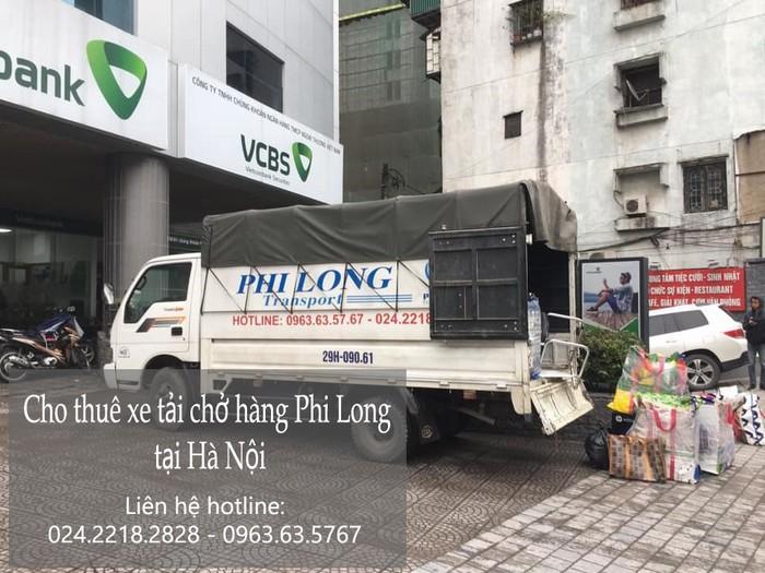 Hãng xe tải giá rẻ uy tín Phi Long tại phố Chu Văn An