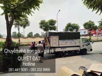 Dịch vụ taxi tải tại xã Đốc Tín