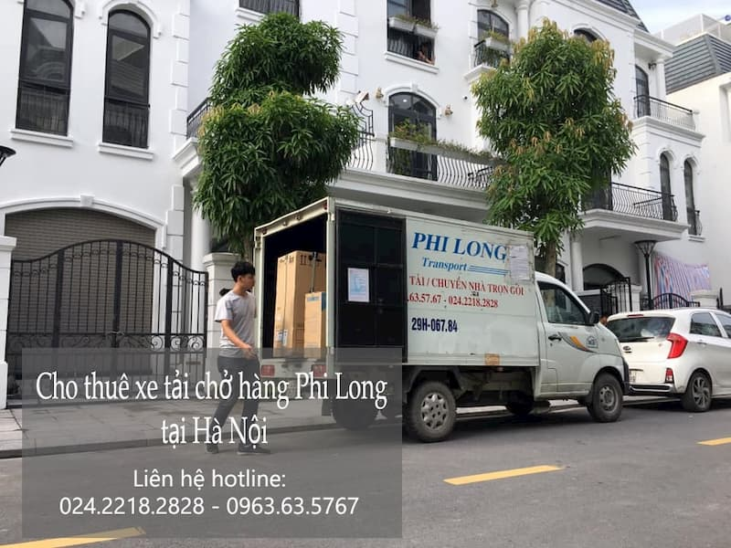 Công ty chở hàng tết giá rẻ Phi Long phố Lê Hồng Phong