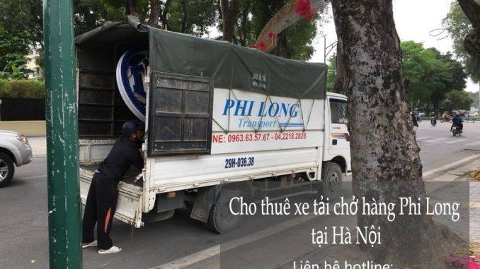 Công ty xe tải Phi Long giá rẻ phố Lê Duẩn