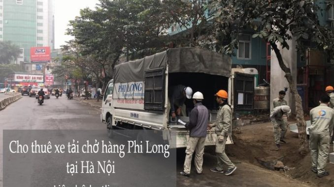 Dịch vụ cho thuê xe tải tại xã Hợp Thanh