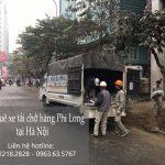 Chở hàng chất lượng cao Phi Long phố Bà Triệu
