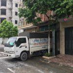 Dịch vụ taxi tải tại xã Hạ Mỗ