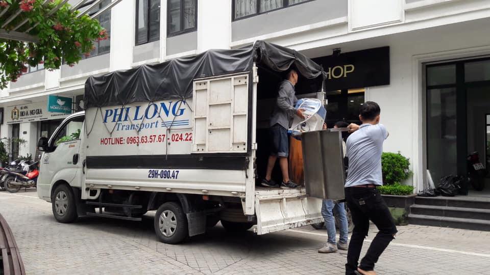 Dịch vụ taxi tải giá rẻ tại xã Hợp Đồng