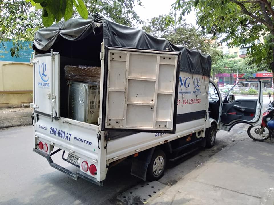 Taxi tải chất lượng Phi Log phố Chả Cá