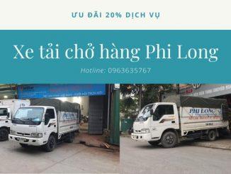 Dịch vụ taxi tải giá rẻ tại xã Minh Khai