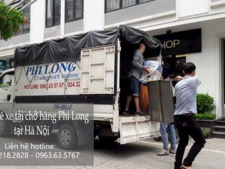 Vận tải Phi Long chuyên nghiệp phố Trần Cung