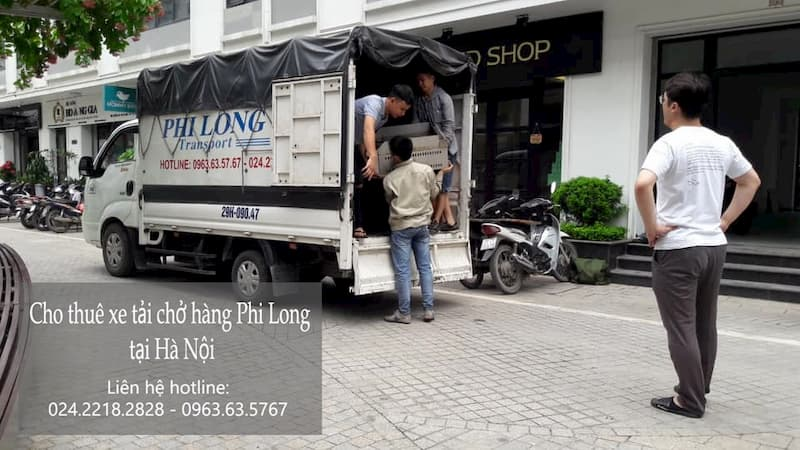 Taxi tải chất lượng Phi Long phố Đào Tấn