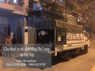 Phi Long taxi tải giá rẻ chất lượng phố Lê Đại Hành