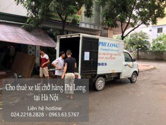 Taxi tải giá rẻ Phi Long phố Tràng Tiền