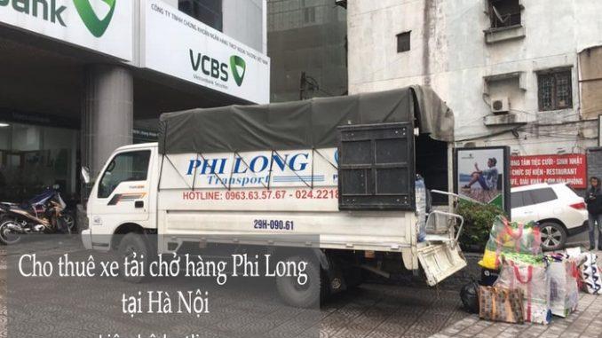 Dịch vụ taxi tải tại huyện Thanh Trì