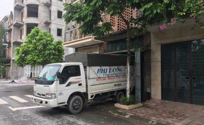 Dịch vụ taxi tải Phi Long tại xã Quang Trung