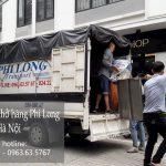 Vận tải chất lượng Phi Long phố Lê Lợi