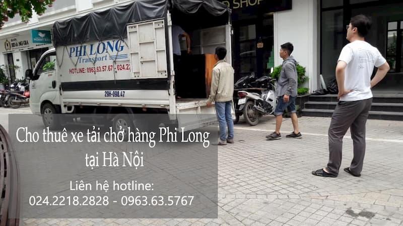Taxi tải giá rẻ chất lượng Phi Long phố Tạ Quang Bửu