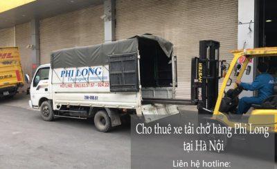 Taxi tải chất lượng Phi Long phố Hoàng Diệu