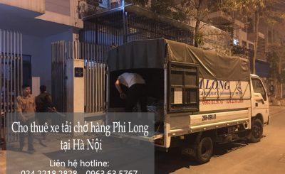Dịch vụ taxi tải giá rẻ Phi Long tại phố Duy Tân