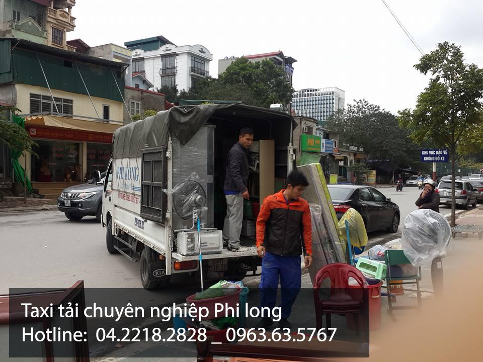 Vận tải Phi Long chất lượng đường Tây Mỗ