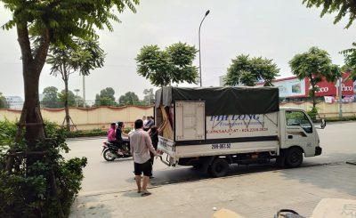 Dịch vụ taxi tải giá rẻ Phi Long tại xã Lại Thượng