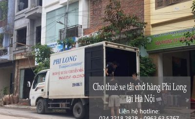 Dịch vụ taxi tải giá rẻ Phi Long tại xã hữu bằng