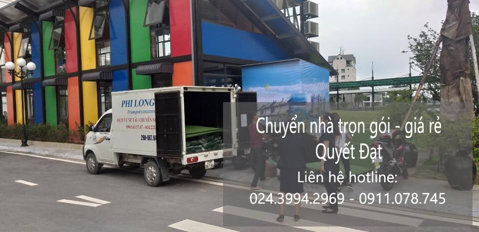 Dịch vụ taxi tải giá rẻ Phi Long tại xã Đại Đồng