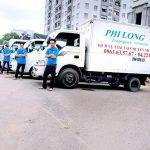 dịch vụ taxi tải giá rẻ tại phường long biên