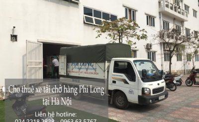 Dịch vụ taxi tải giá rẻ tại xã tân xã